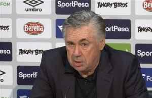 Ancelotti praises Everton's team spirit [Video]