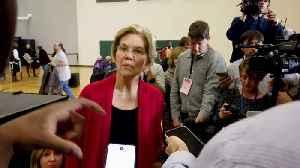 Warren's Decline Continues [Video]
