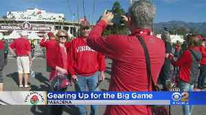 Gearing Up For The Big Game [Video]