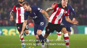 Harry Kane suffers injury as Tottenham slump to defeat at in-form Southampton [Video]