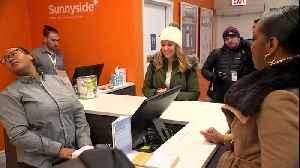 Lieutenant Governor Stratton Buys Marijuana Edibles At Dispensary [Video]