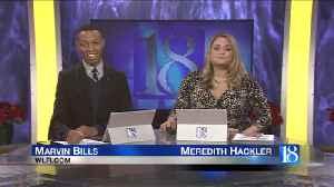 News 18 at six anchoring [Video]