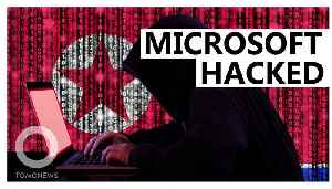 Microsoft sues North Korean hackers for stealing user info [Video]