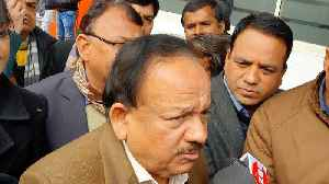 News video: Harsh Vardhan assures Centre's support to state on Kota deaths