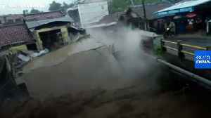 At least 20 people killed in deadly monsoon floods in Jakarta [Video]