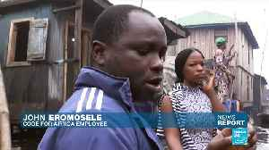 Floating slum tries to put itself on the map in Nigeria [Video]