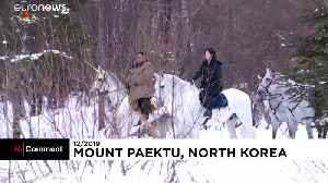 North Korea's Kim out in the cold with US relations on thin ice [Video]