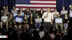 Ocasio-Cortez: 'I'm Really Proud Of' Julián Castro [Video]