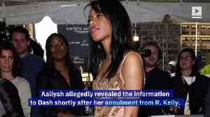 Damon Dash Says Aaliyah Wanted to Keep R. Kelly Away After Annulment [Video]
