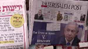 Israel's Netanyahu says he will seek immunity in graft cases [Video]