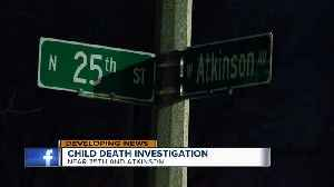 Milwaukee Police investigating 'suspicious' death of 1-year-old child [Video]