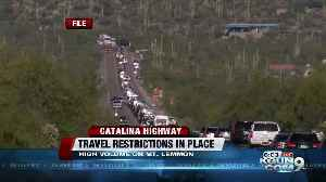 PCSD: Travel restricted to Mt. Lemmon due to heavy traffic [Video]