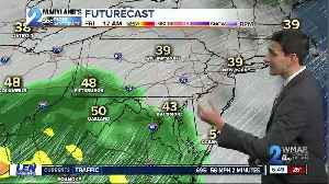 On & Off Rain Chances Start The Weekend [Video]