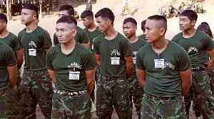 Minorities in Myanmar receive training