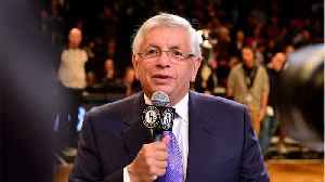 Former NBA Commissioner David Stern Dies At Age 77 [Video]