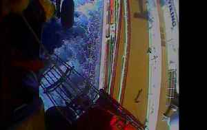 US Coast Guard Rescues Ill Cruise Ship Passenger In Pacific [Video]