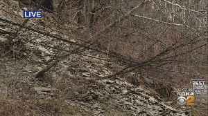 Crews Working To Fix Landslide That Shut Down Route 51 [Video]