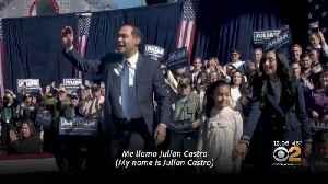 Campaign 2020: Julian Castro Drop Out [Video]