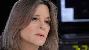 Won't Back Down: Marianne Williamson Cans 100% Of Her Campaign Staff, Will Still Run [Video]