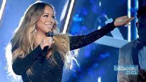 Mariah Carey Is the First Artist to Hit No. 1 on Hot 100 in Four Decades   Billboard News [Video]