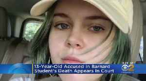 Suspect In Tessa Majors Murder Appears In Family Court [Video]