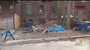 Evacuees Await Emergency Repairs After Partial South End Building Collapse [Video]