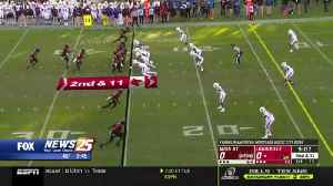 Music City Bowl: Mississippi State vs. Louisville [Video]