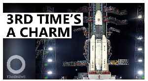 India announces plans for third lunar mission, Chandrayaan-3 [Video]