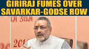 Giriraj hits out after Cong Sevadal's booklet incites row  | OneIndia News [Video]