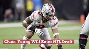 Defensive Lineman Chase Young Will Be A Hot Pick At NFL Draft [Video]