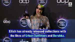Billie Eilish Launches Sustainable Fashion Line [Video]