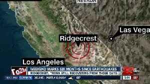 Weekend marks six months since Ridgecrest, Trona earthquakes [Video]