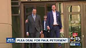 Could Paul Petersen get a plea deal in adoption fraud case? [Video]