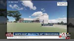 North-East branch to get renovations [Video]