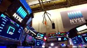 Wall Street drops on Mideast tensions [Video]