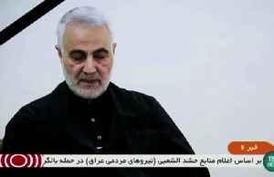 U.S. says it killed a top Iranian commander [Video]