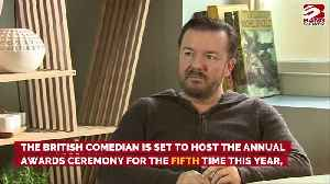 Ricky Gervais won't make targeted jokes at Golden Globes [Video]