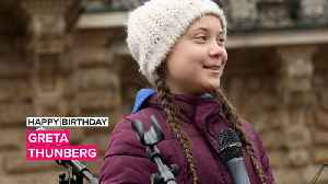 Happy bday Greta: This is what we can learn from the young activist [Video]