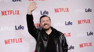 Ricky Gervais 'didn't mean to upset Tim Allen' at the 2011 Golden Globes [Video]