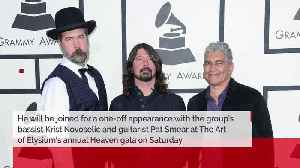 Dave Grohl to reunite with surviving Nirvana members at Heaven gala [Video]