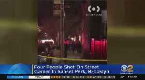 4 Shot In Sunset Park, Brooklyn [Video]