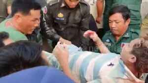 Dozens of workers trapped after seven-storey building collapses in Cambodia [Video]