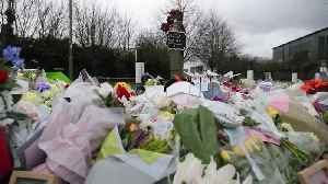 Tributes left at scene of fatal New Year's Eve collision near Heathrow Airport [Video]