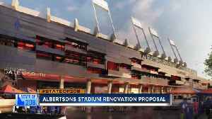 Albertsons renovation proposal [Video]
