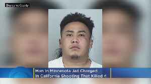 Man Jailed In Minnesota Charged In California Shooting That Killed 4 [Video]
