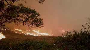 Residents Flee As Fires Approach Australia's Alpine Region [Video]