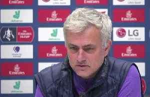 Mourinho fears bad news on Kane injury, unsure of Eriksen's future [Video]