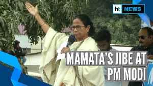 'Are you Pakistan's ambassador?' Mamata Banerjee's jibe at PM Modi [Video]
