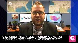 Oil Price Jumps on Fear of Iranian Retaliation Against U.S. [Video]