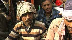 India protests: Anger over job security and privatisation [Video]